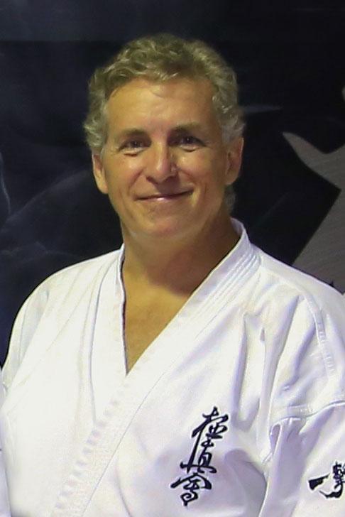 Sensei Marc Leclaire