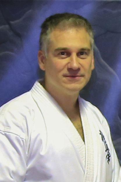 Sensei Tony Tsourounakis